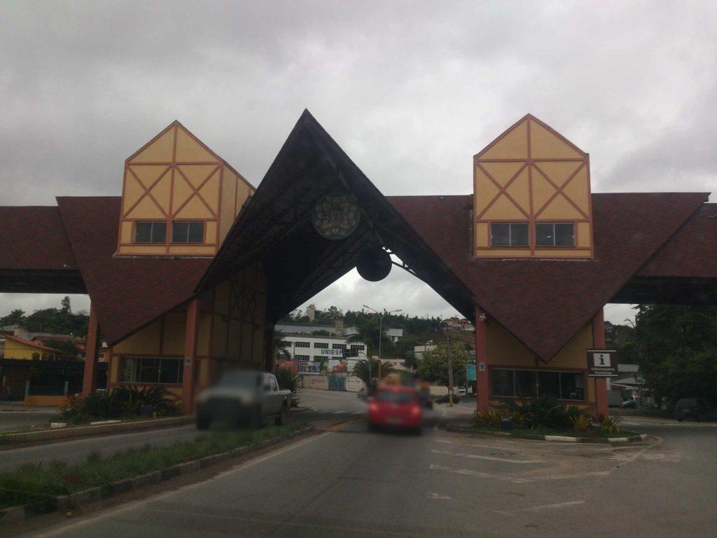 Portal de Entrada de São Roque