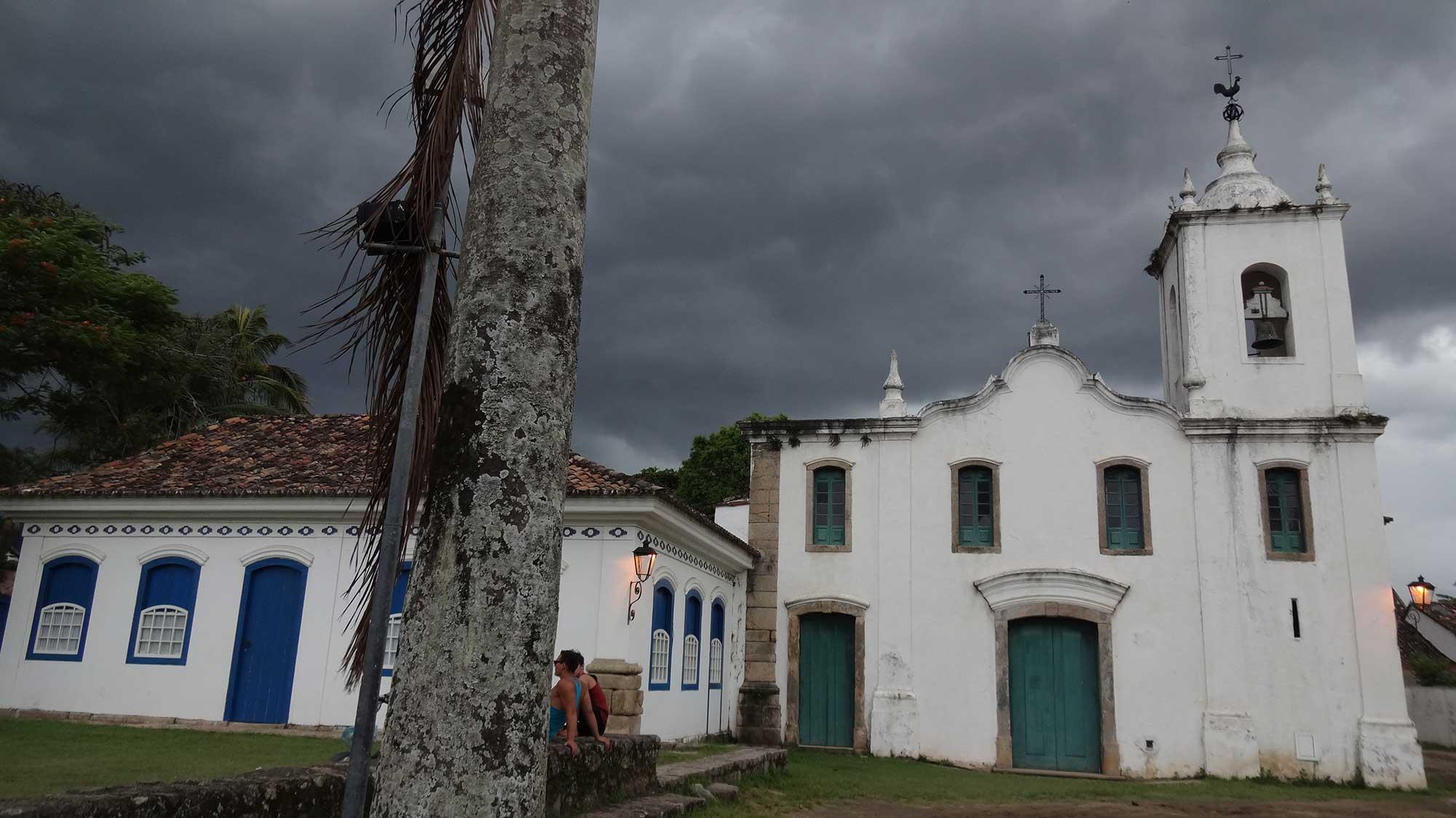 Igreja Nossa Senhora das Dores – Paraty