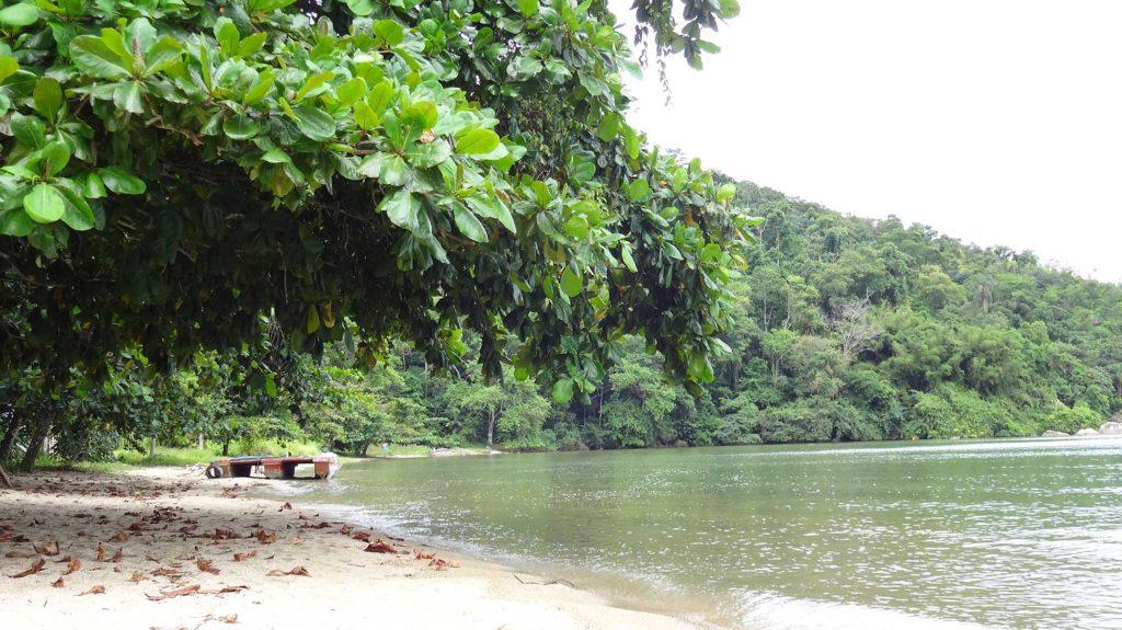 Praia do Corumbê - Praias de Paraty