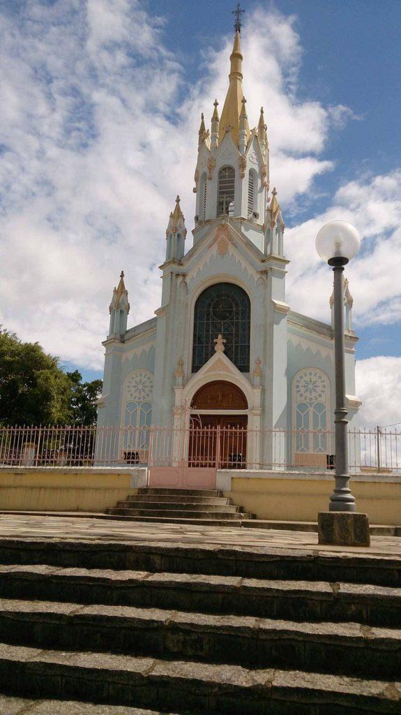Igreja do Rosário - São Luiz do Paraitinga