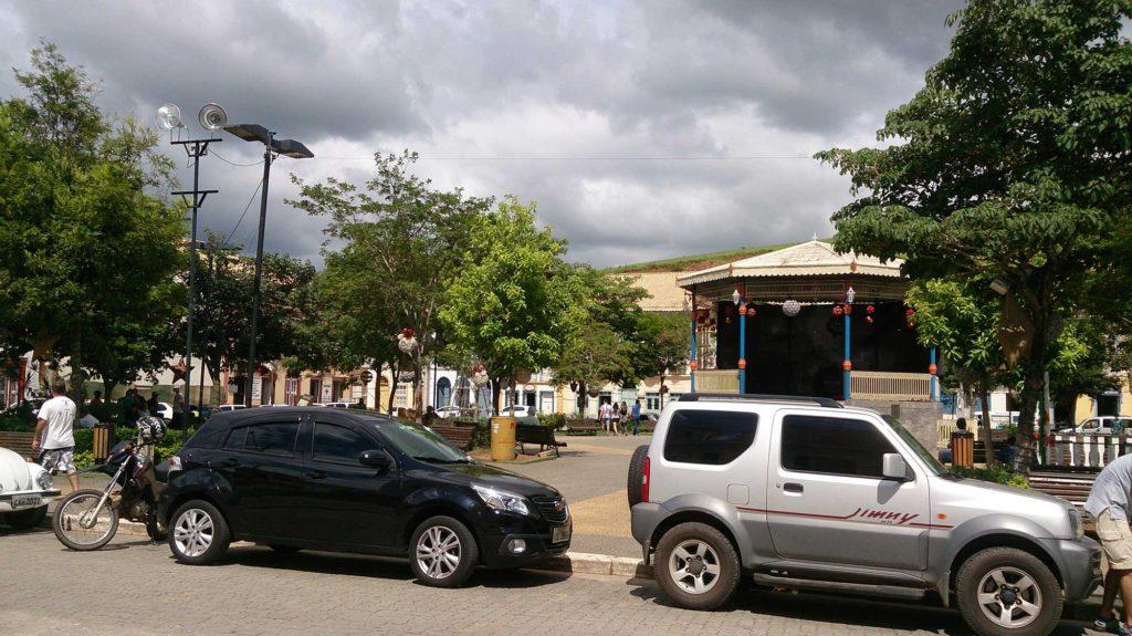 Praça da Igreja Matriz - São Luiz do Paraitinga