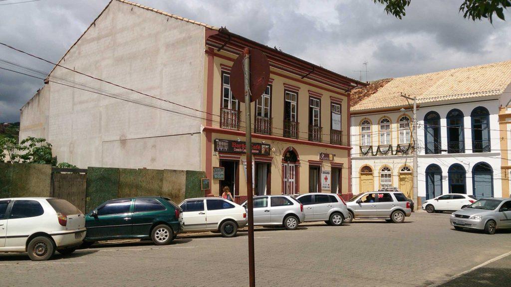 Casa do Centro Histórico de São Luiz do Paraitinga