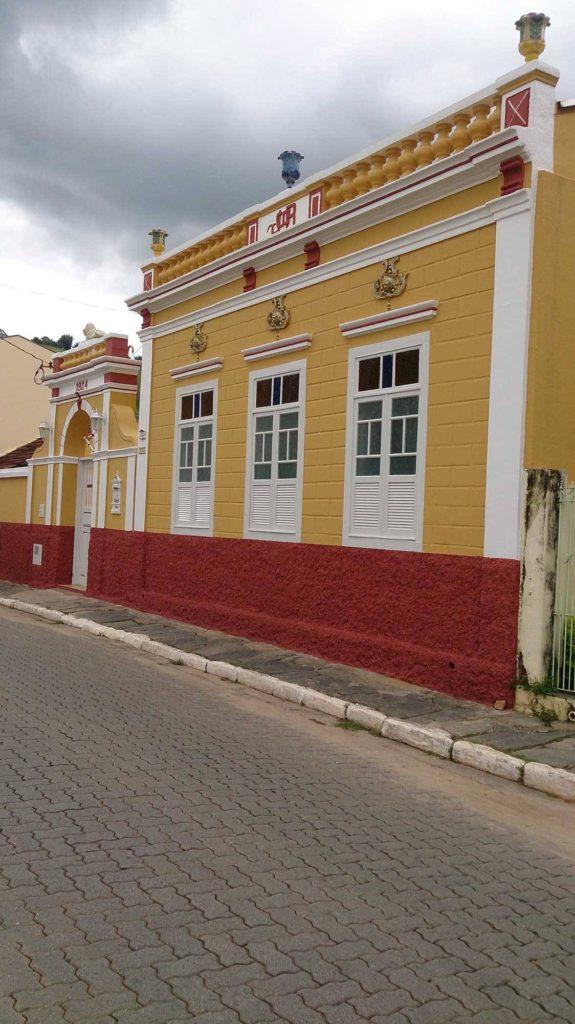 Casas do Centro Histórico de São Luiz do Paraitinga