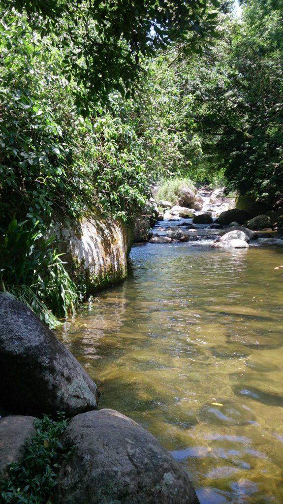 Cachoeira Poço das Andorinhas