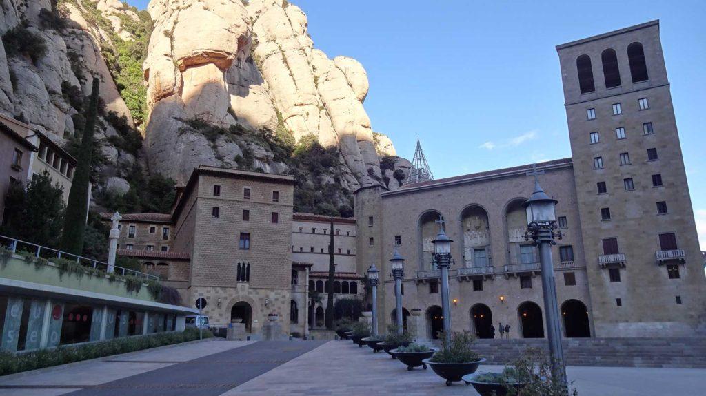 Mosteiro Montserrat - Catalunha