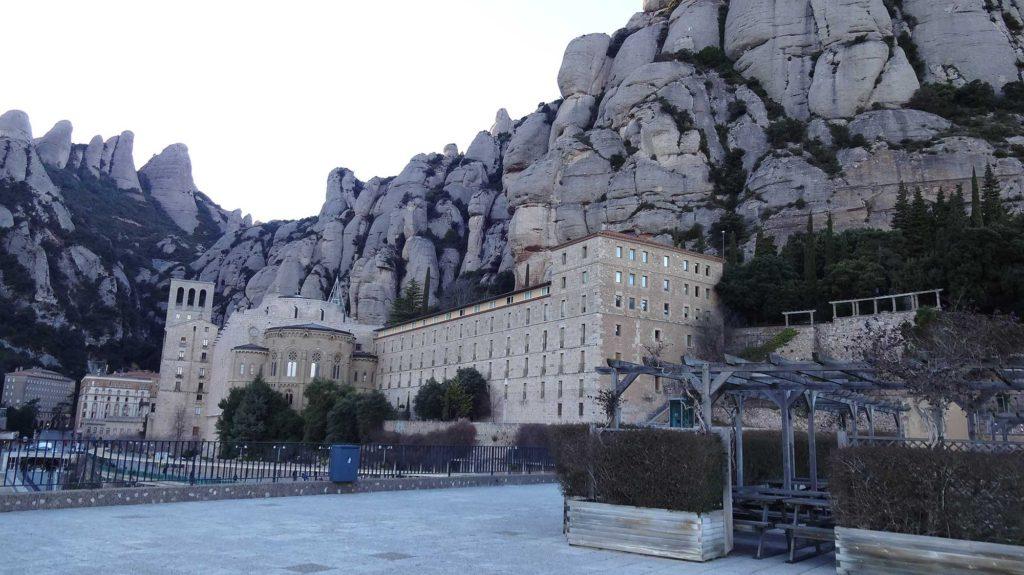 Mosteiro à Nossa Senhora de Montserrat