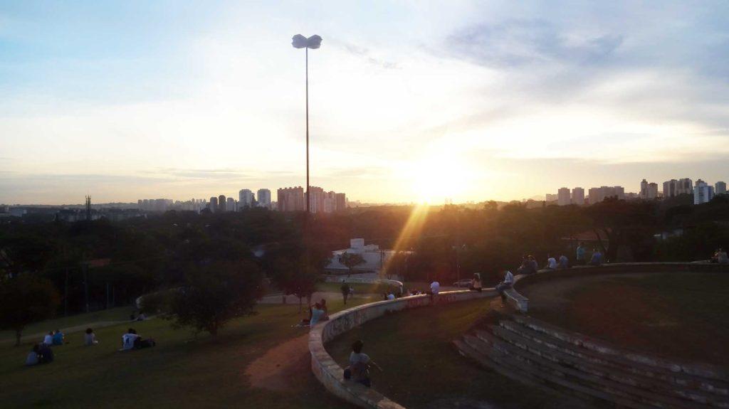 Praça do Por do Sol