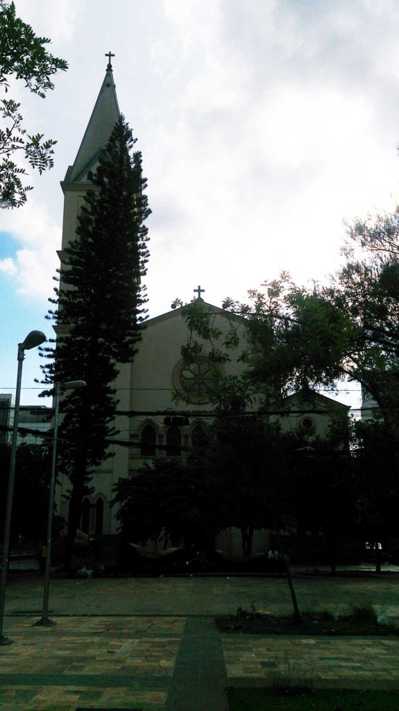 Igreja Nossa Senhora do Monte Serrat