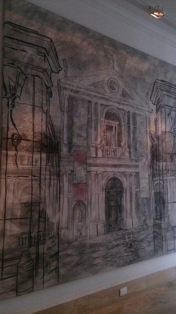 Mural MCB - Faria Lima