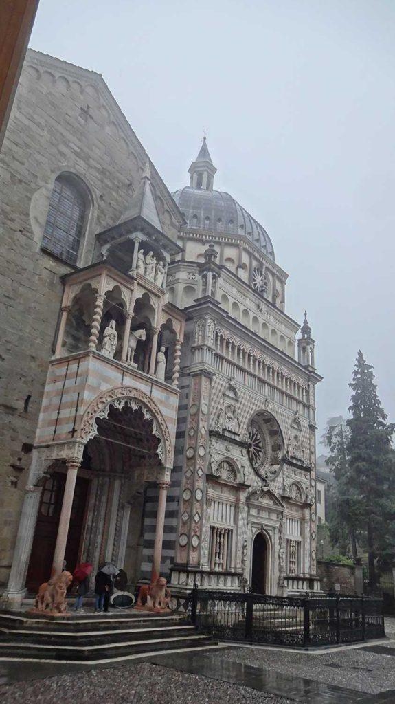 Catedral de Bérgamo Alta - Bate volta de Milão