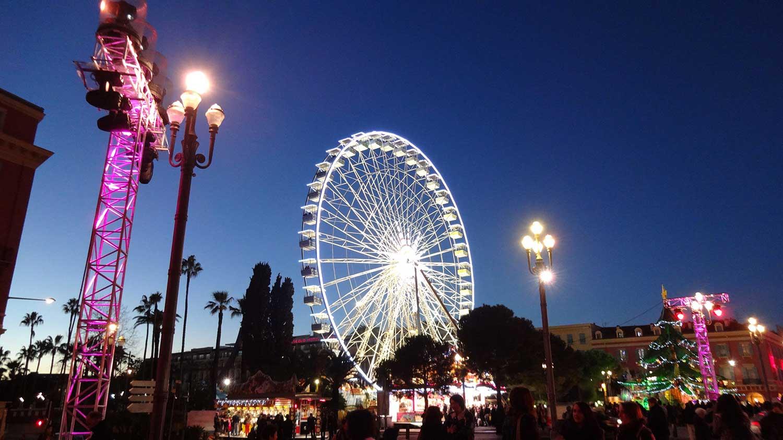 Place de Massena - Nice - França