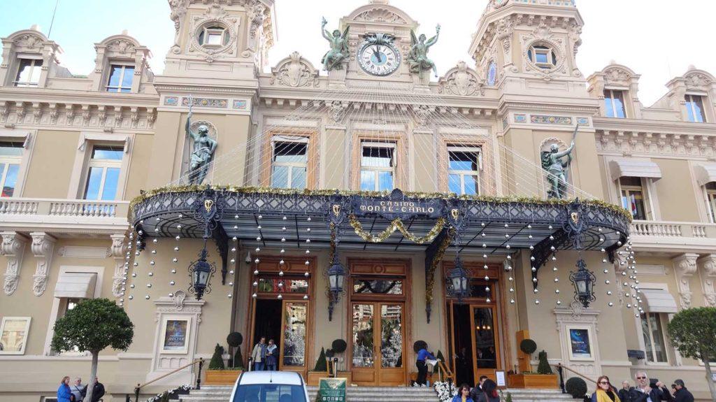 Cassino Monte Carlo - Mônaco - França