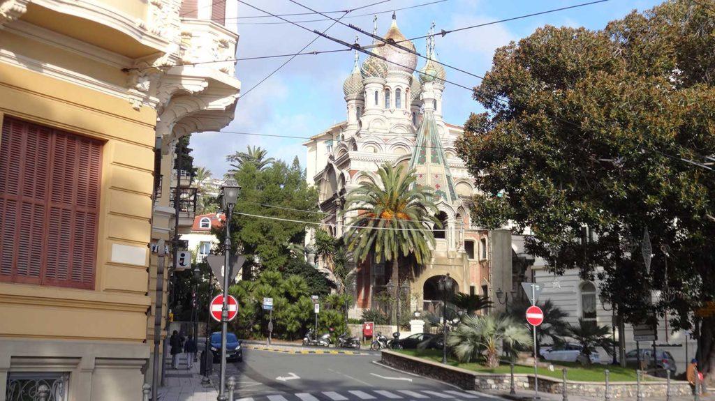 Igreja Ortodoxa Russa - Sanremo - Itália