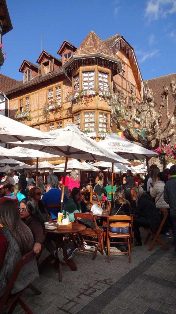 Bar Baden Baden - O que fazer em Campos do Jordão