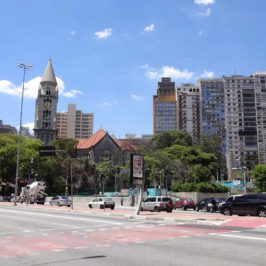 Praça Roosevelt - Bike Tour São Paulo
