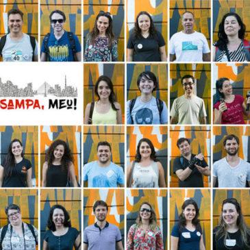 """Conhecendo São Paulo a pé, no I Encontro de Blogueiros de Viagem de São Paulo """"Vem pra Sampa, Meu!"""""""