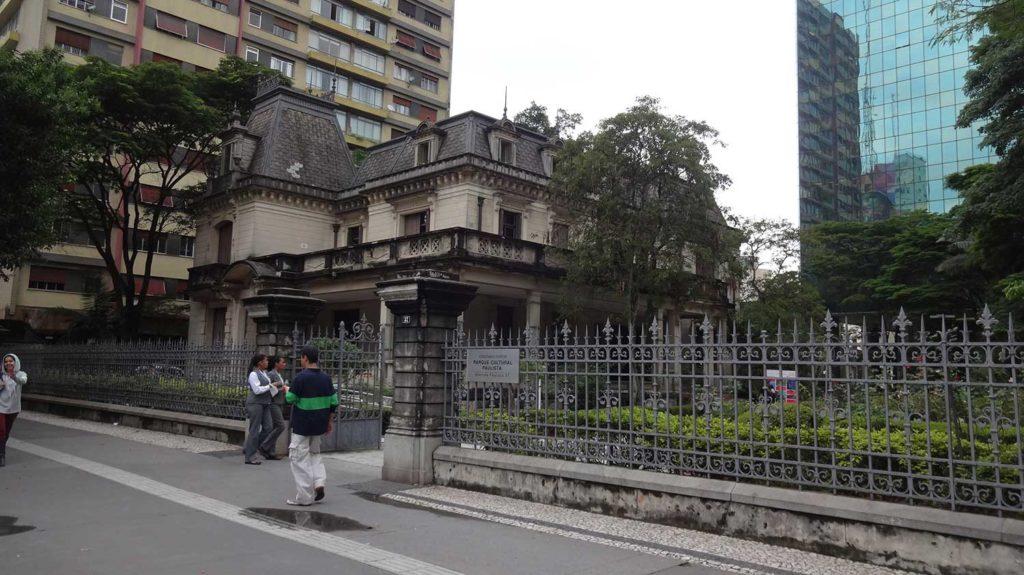 Casa das Rosas - Avenida Paulista