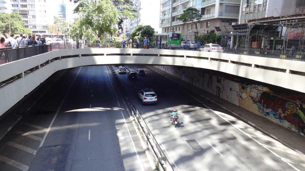 Praça do Ciclista - Avenida Paulista