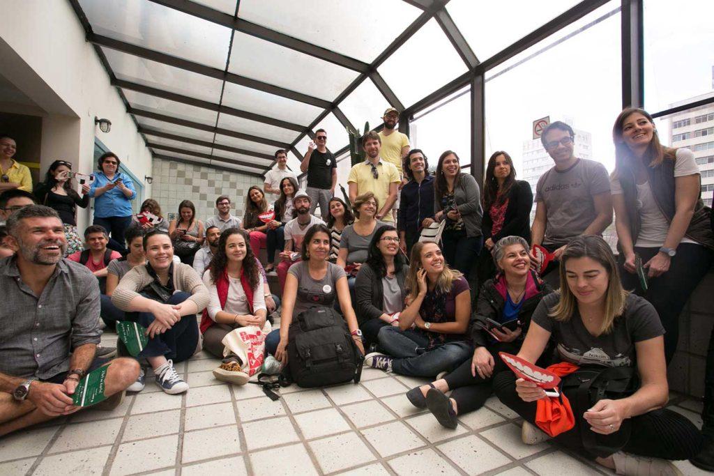 Grupo de Blogueiros - Vem Pra Sampa, Meu!