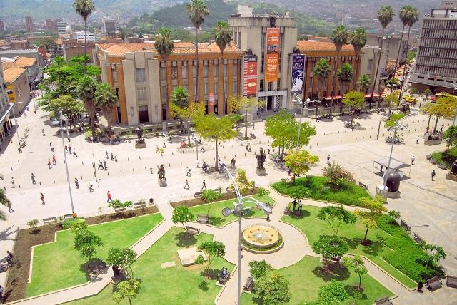 Plaza Botero - Medellin