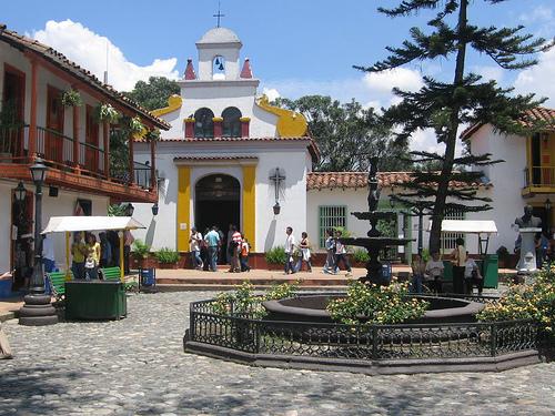 Pueblito Paisa - Medellin