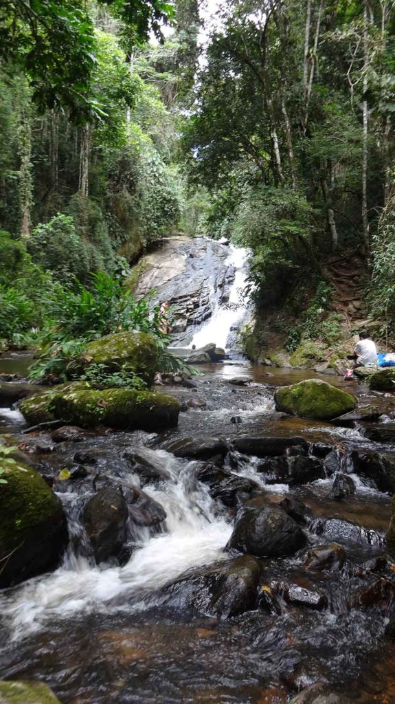 Cachoeira Encantada - São Bento do Sapucaí