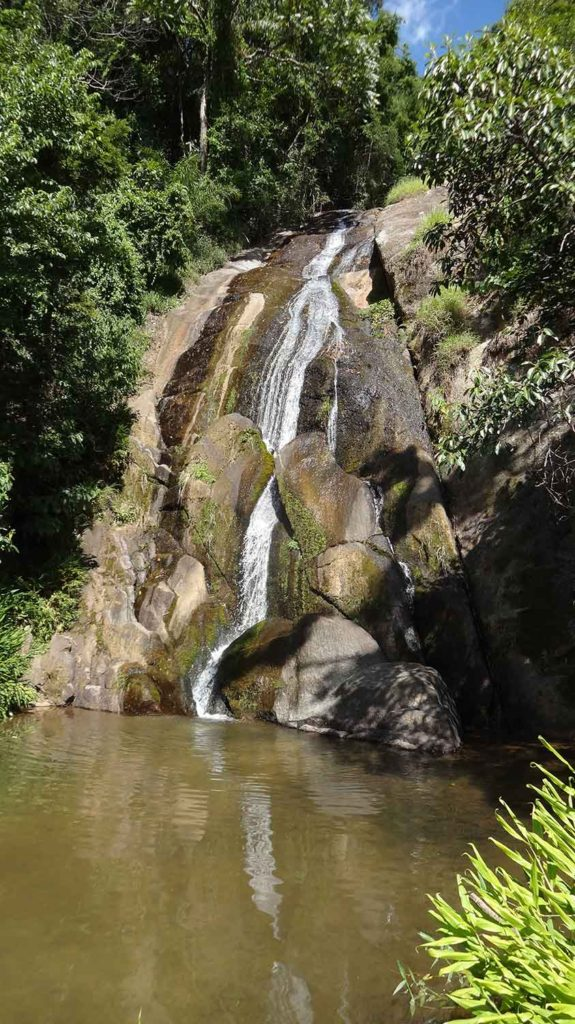 Cachoeira do Tobogã - São Bento do Sapucaí