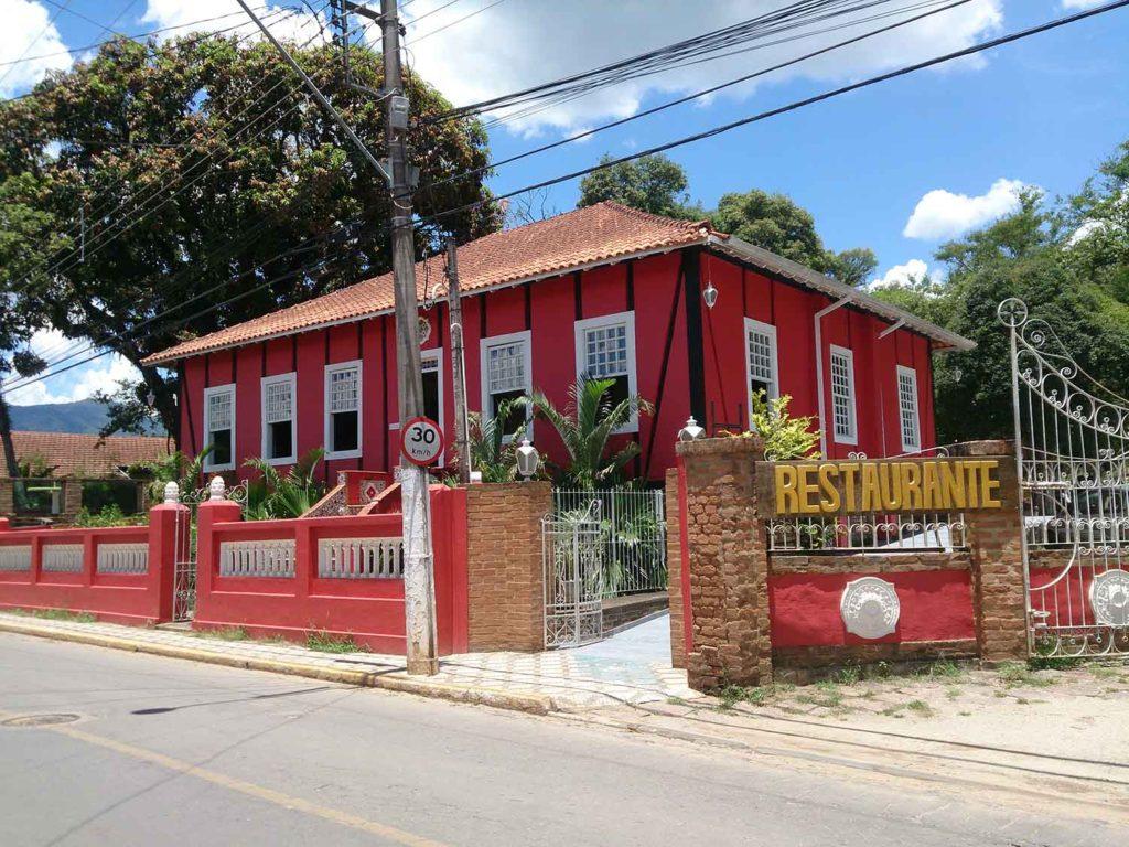 Restaurante Pátio São Bento - São Bento do Sapucaí