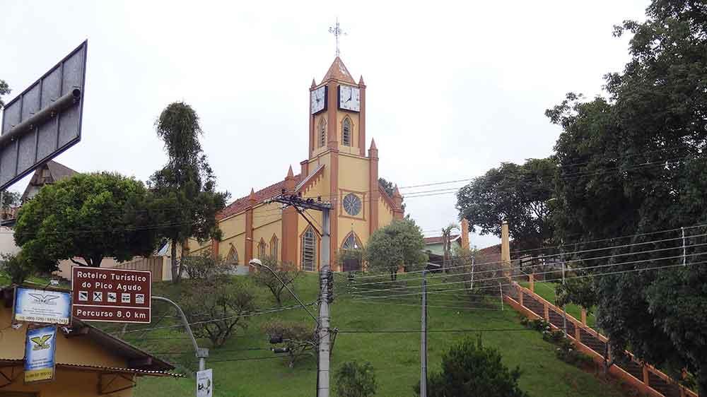 Igreja de São Benedito - Santo Antonio do Pinhal