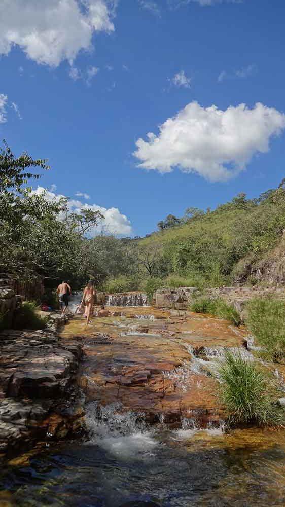 Cachoeira do Limite - Trilha do Sol