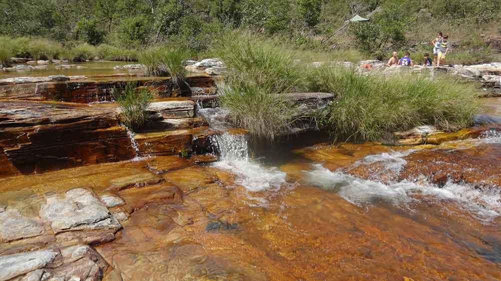 Cachoeira da Capívara - Capitólio