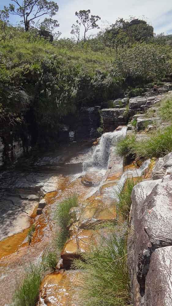 Cachoeira da Capivara - Capitólio