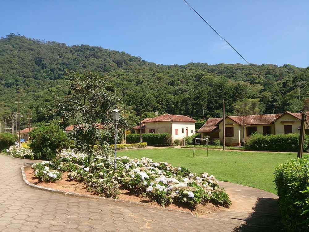 Casas Antigas - Santo Antonio do Pinhal