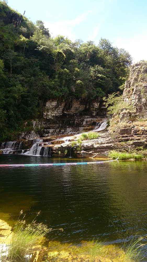 Cachoeira do Sol - Capitólio