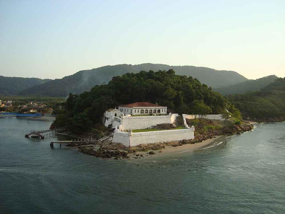 Forte Santo Amaro da Barra Gande