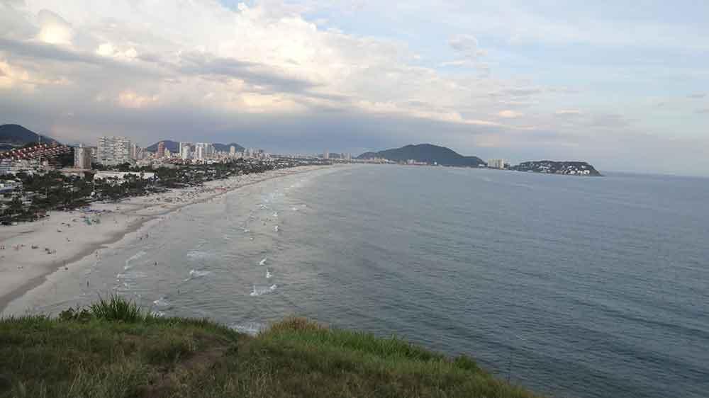 Praias do Guarujá - Praia da Enseada
