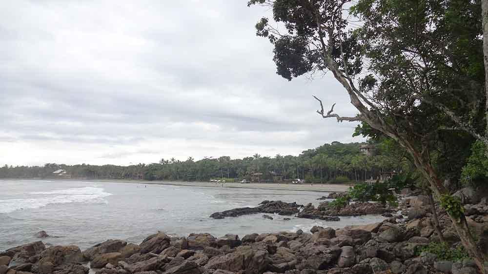 Praias do Guarujá - Praia de Iporango