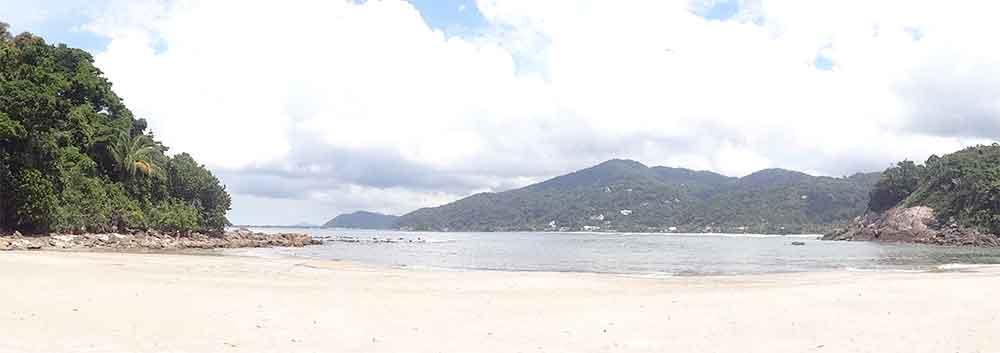Praias do Guarujá - Praia das Conchas