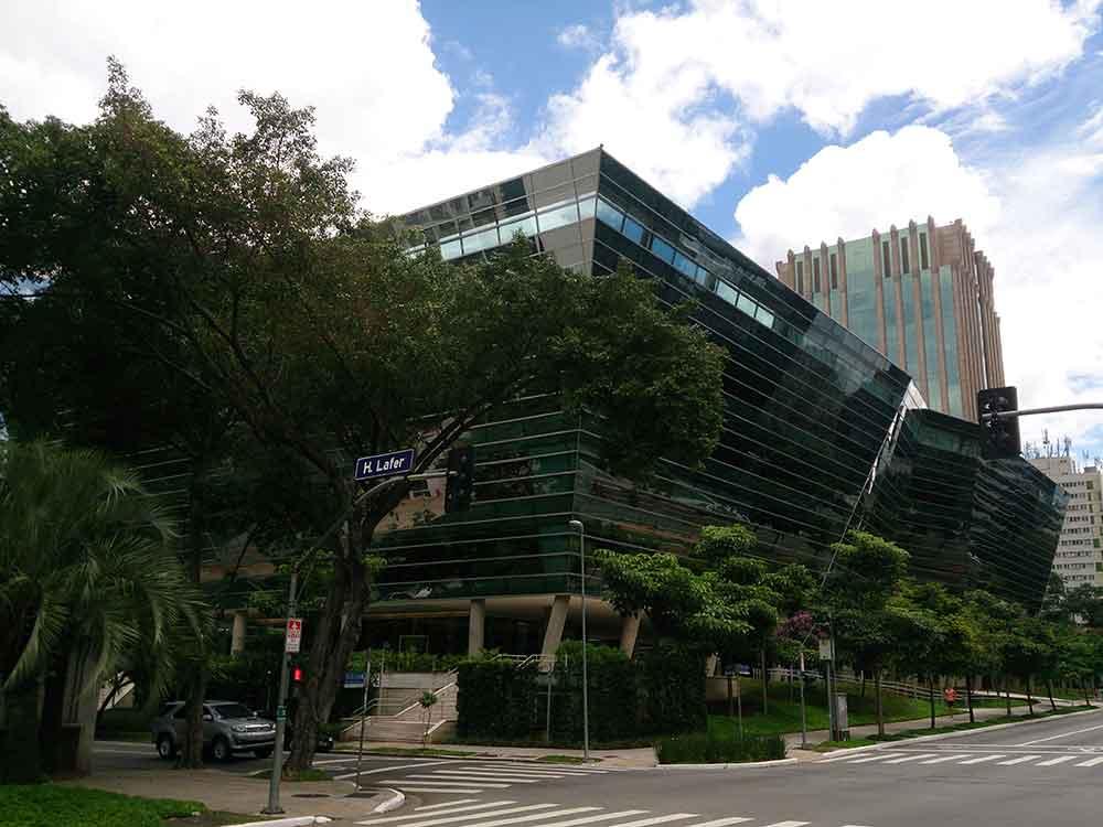 Edifício - Faria Lima
