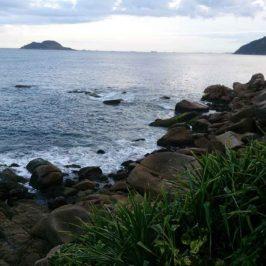 Praias do Guarujá, lugar que escolhi para comemorar meu aniversário