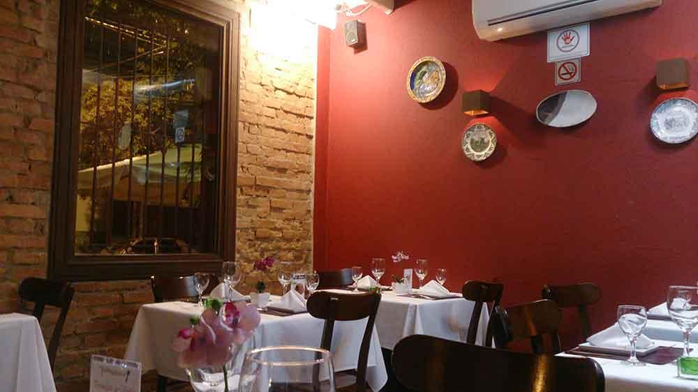 Restaurante Pasta Nostra - Restaurantes em São Paulo