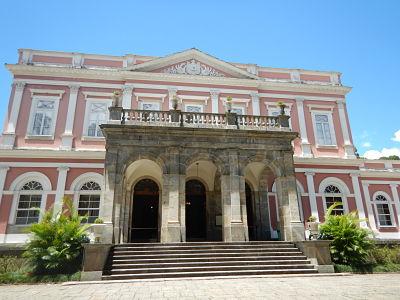 Viagens pelo Brasil - Museu Imperial de Petrópolis - Blog Viajar Correndo