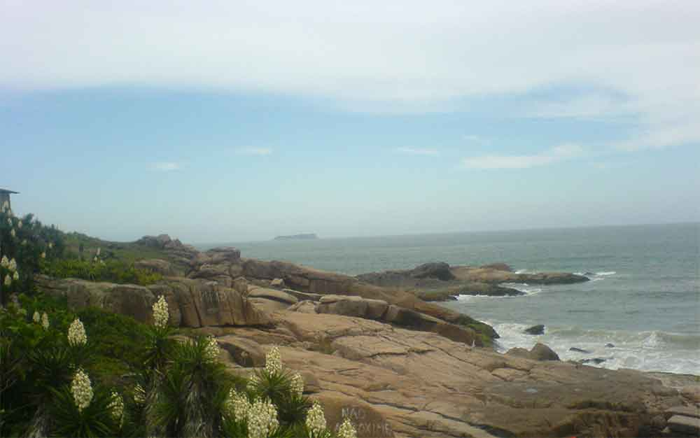 Praia da Joaquina - Florianópolis-SC