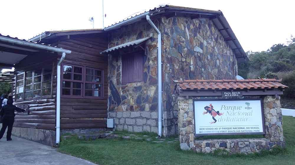 Portaria Parque Nacional de Itatiaia