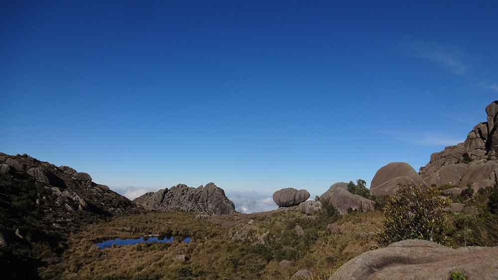 Pedra da Tartaruga - Parque Nacional de Itatiaia