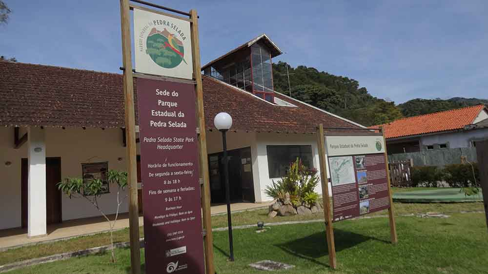 Sede do Parque Estadual Pedra Selada - Visconde de Maua