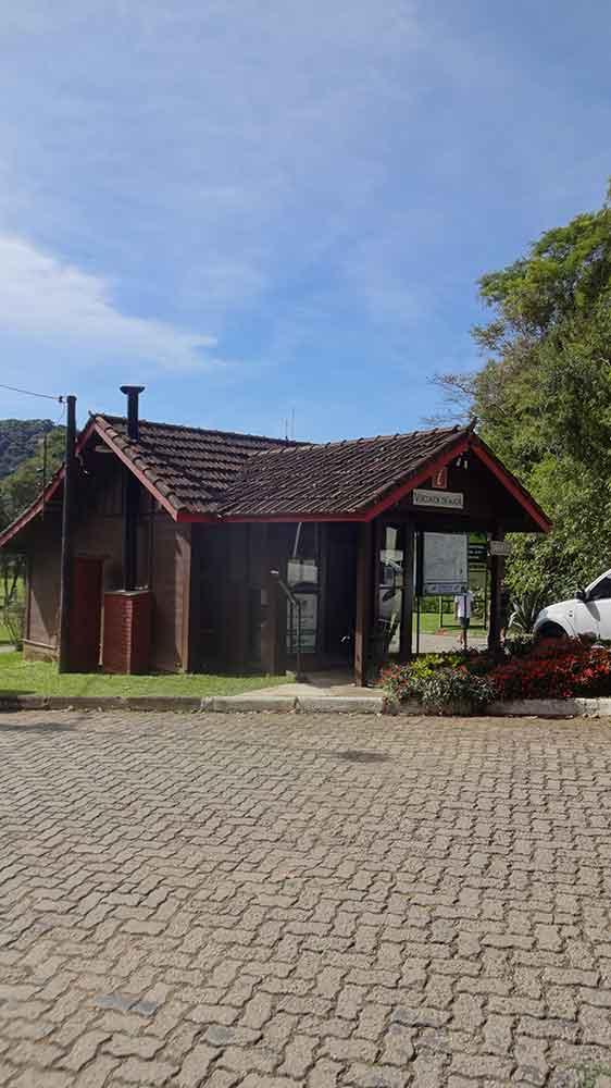 Centro de Informações Turísticas - Visconde de Maua