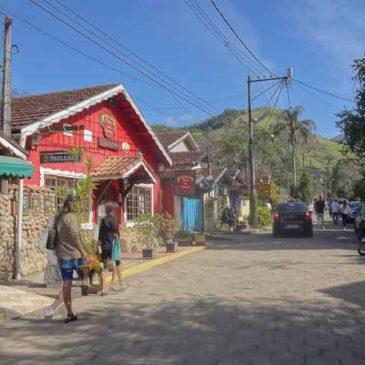 Visconde de Maua, Maromba e Maringá três vilas de Resende