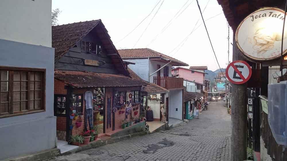 Vila de Maromba - Resende