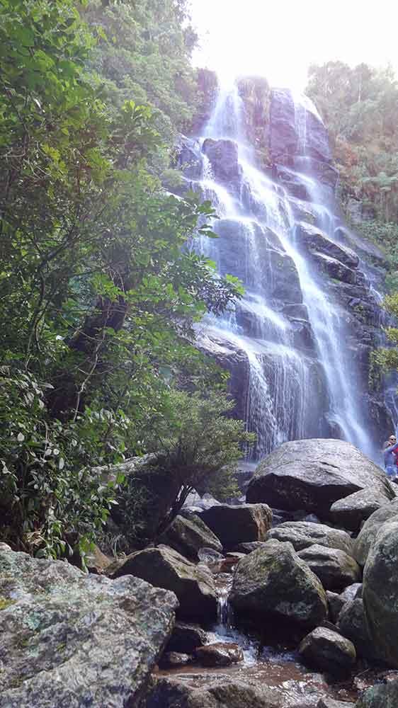 Cachoeira Véu de Noiva - Parque Nacional de Itatiaia